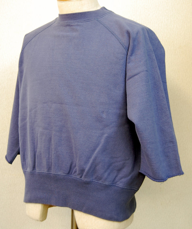 how to cut an 80s off the shoulder sweatshirt