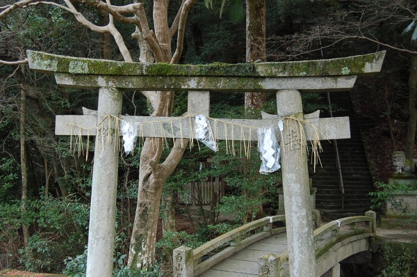 白山神社 - Hakusan Shrine